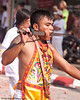 Bang Neow Shrine Ma Song Participates In Morning Procession Through Phuket Town