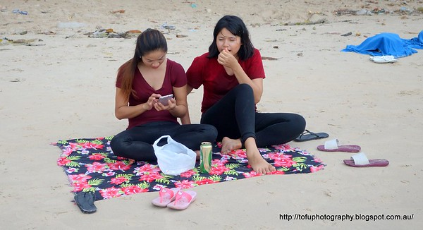Karon Beach pt 2 - August 2017