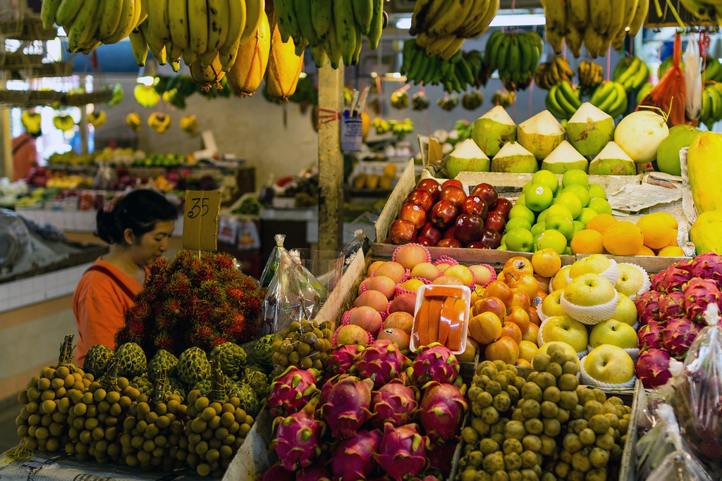 Ban Zaan Fresh Market, Patong