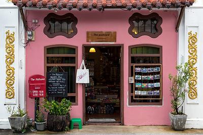 The Postcard Shop