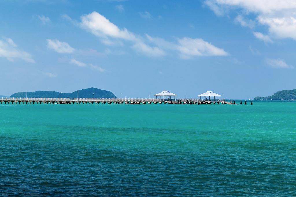 Rawai Landing Pier