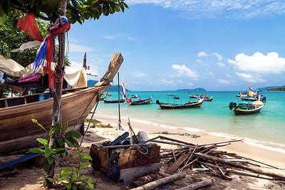 Rawai Beach Fishing Village