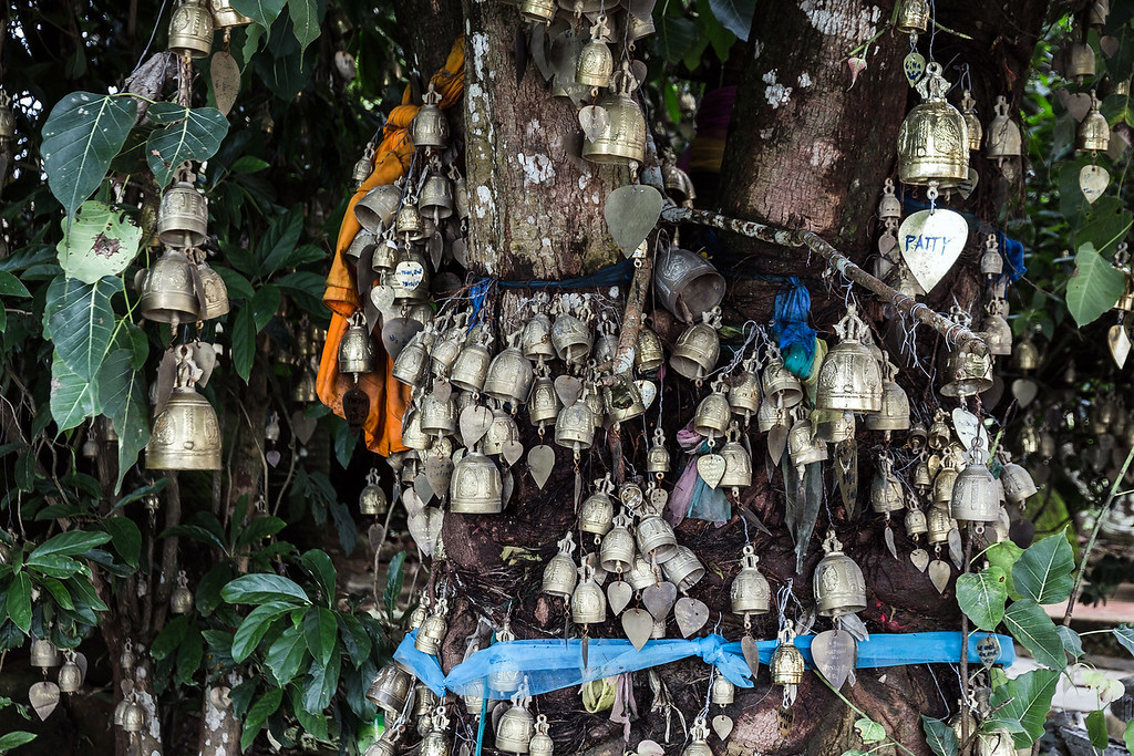 Trees Covered with Bells