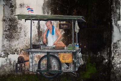 Phuket Sreet Art
