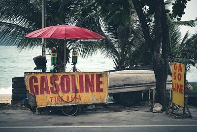 Gasoline and Tyre Repair