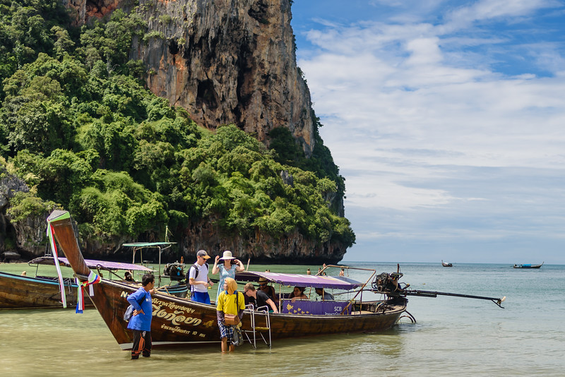 Welcome to Railay Beach
