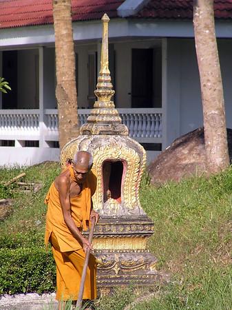 Wat Tapotaram December 2006