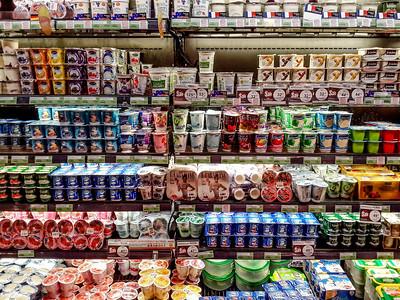 Tops Market, HauyKaew Shopping Centre, Chiang Mai, December 2013
