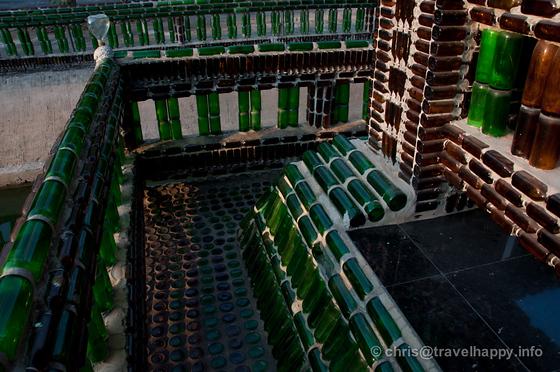 Temple Of A Million Beer Bottles, Wat Lan Khaud, Sisaket
