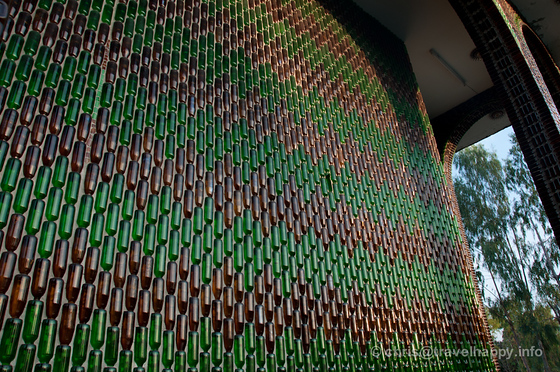 Temple Of A Million Beer Bottles, Wat Lan Khaud, Sisaket