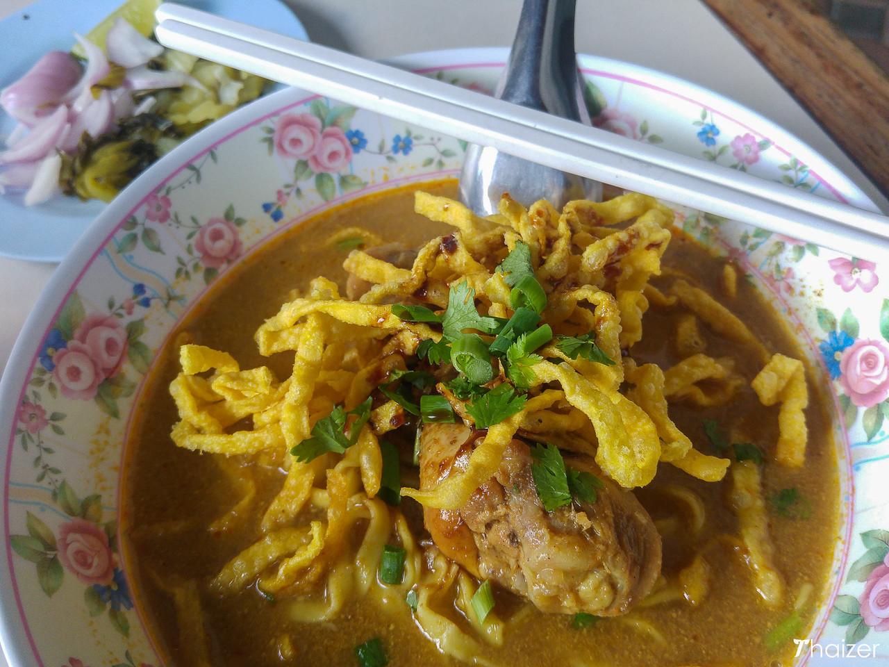 khao soi, Chiang Mai