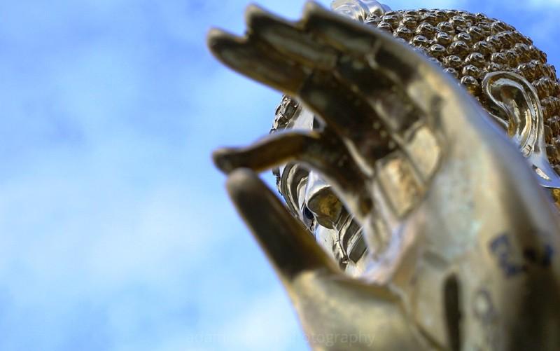 Buddha, Doi Suthep, Chiang Mai, Thailand