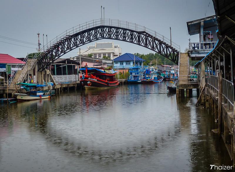bridge at Ban Nam Chiao