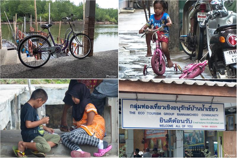 Ban Nam Chiao community, Trat