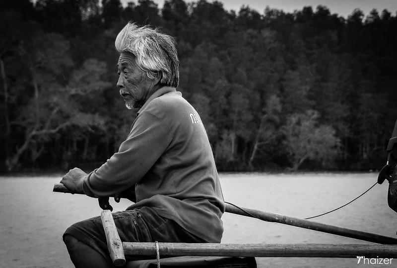 longtail boatman