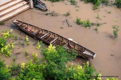 Mae Nam Mun River - August 2010