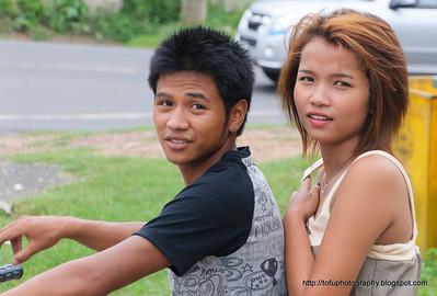 Ubon Ratchathani walk pt 3 - August 2010