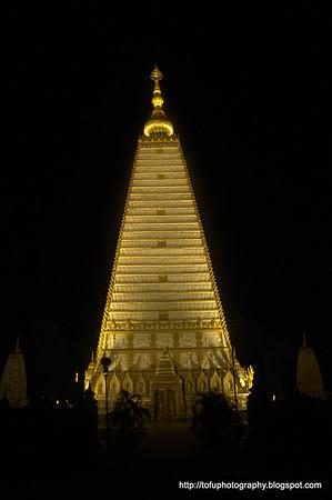 Wat Phra That Nong Bua - August 2010