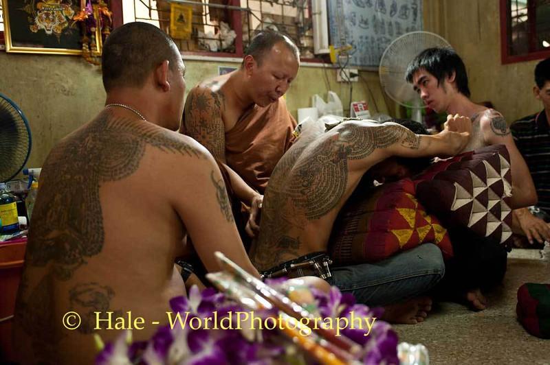 Luang Pi Nunn At Wat Bang Phra