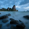 Railay Beach Long Exposure