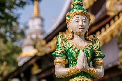 Doi Suthep Statue