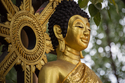Buddha Statue on Doi Suthep