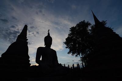 Sukhothai, Thailand.