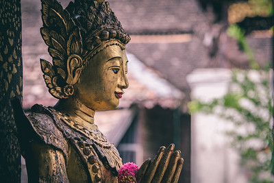 Wat Chiang Man Buddha