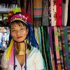 Karen Tribal Woman