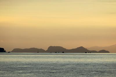 S/V Royal Clipper, Straits of Malacca, Malaysia