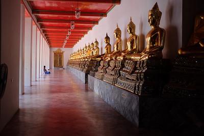 Wat Pho.  Bangkok, Thailand.