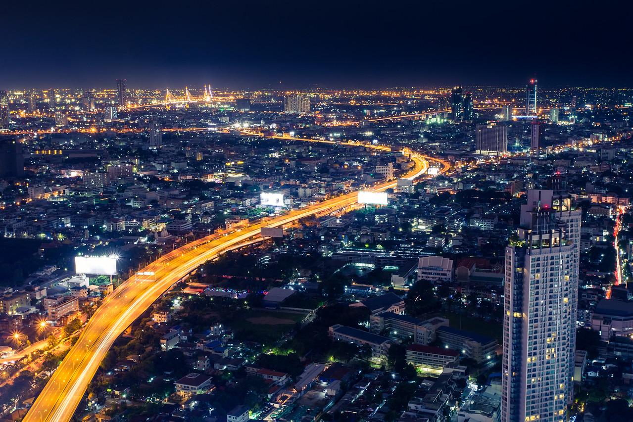 Bangkok Cityscape 2