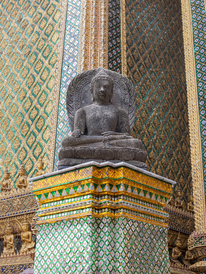 Buddha at the Royal Palace