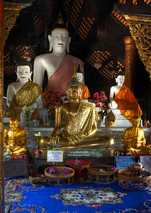 Chiangmai Buddhas