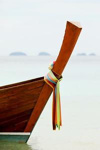 Long-Tail Boat, Ko Adang, Batong Island Group, Thailand