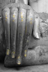 Wat Si Chum.  Sukhothai, Thailand.