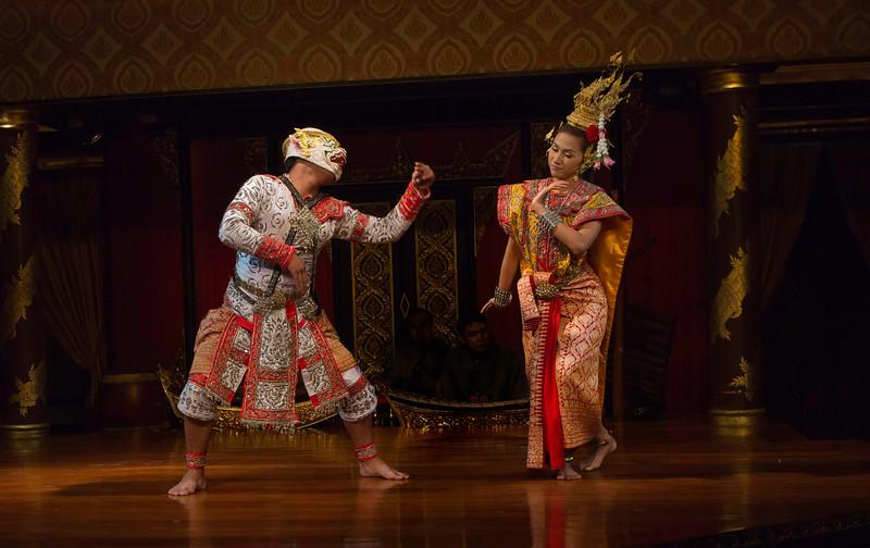 Thai Dancers 2.