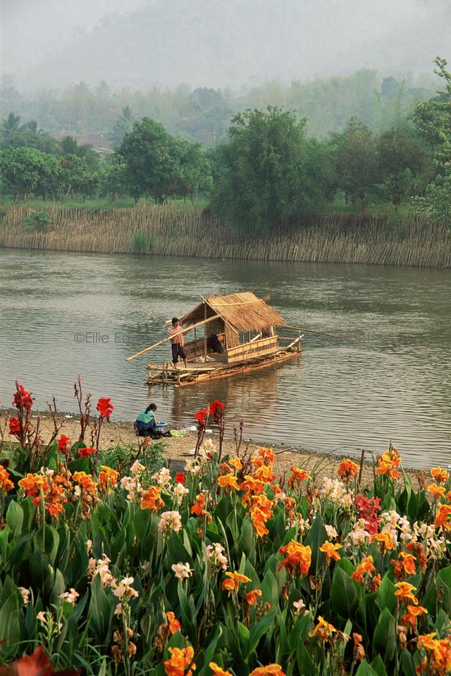 Chiang Rai River Raft – Thailand