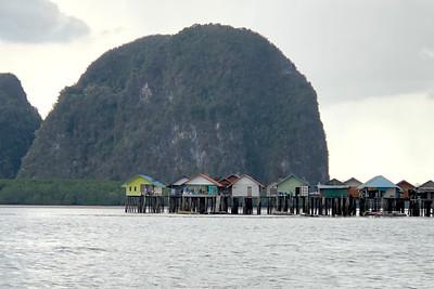 Ko Panyi Subdistrict, Mueang District, Phang Nga Bay, Thailand