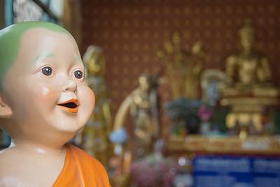 Happy Chiang Mai Buddha
