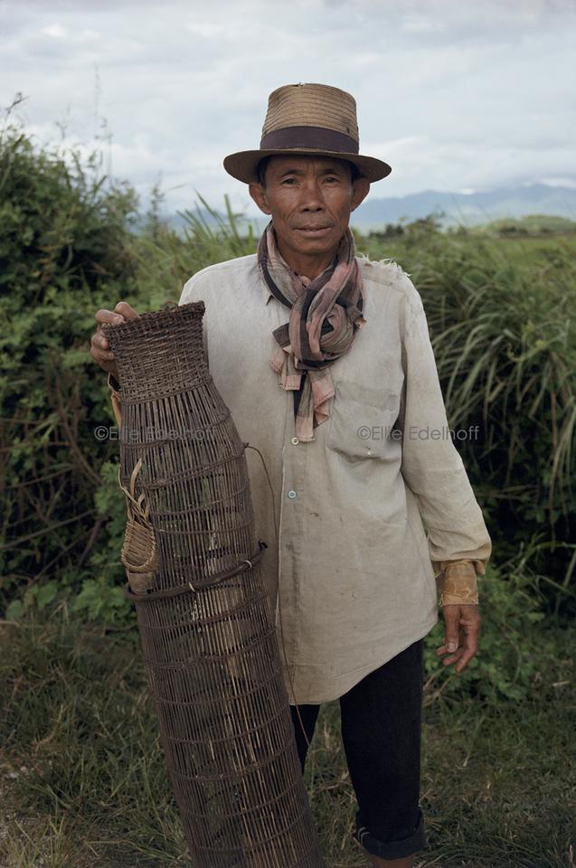 Nong Kai Fisherman – Thailand