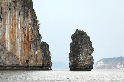 Ao Phang Nga National Park, Phang-Nga Bay, Thailand