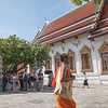Tourists at Chiang Mai