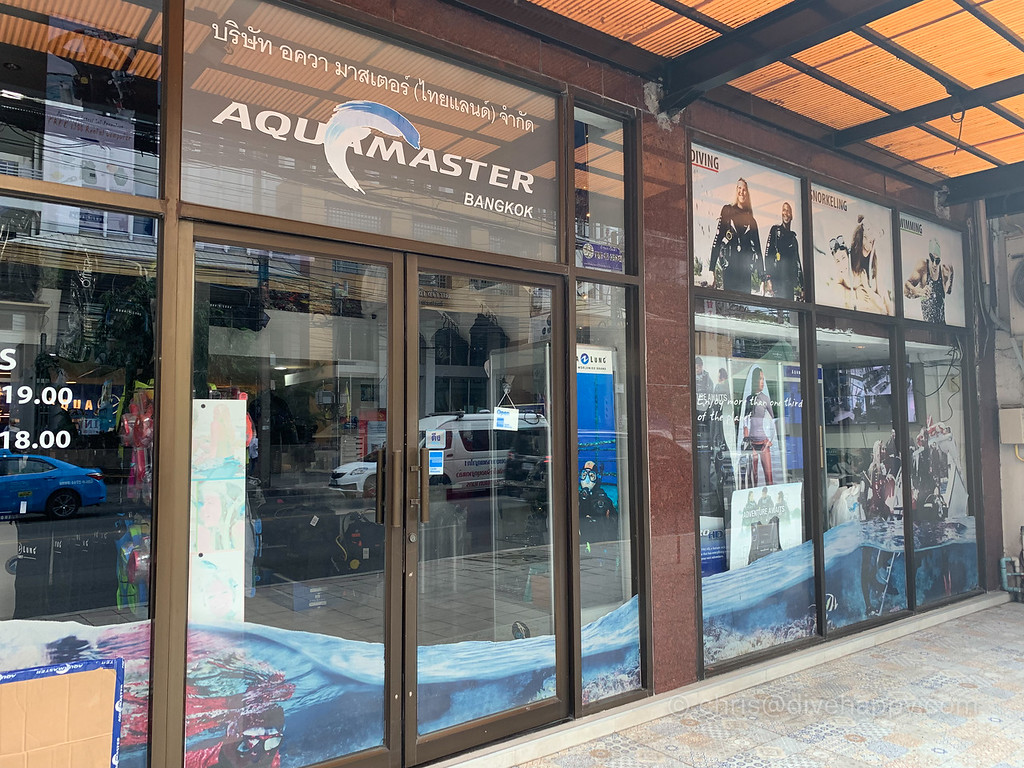 AquaMaster Bangkok Dive Shop