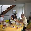 Outra do almoco de domingo em Zug