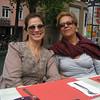 Fatima e Miriam em Zug