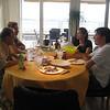 Almoco de Domingo em Zug