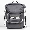 Hamilton Roll Top Backpack Grey 14'' 44-401-GRY