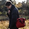 Thames;Hampton;Tote;14'';44-094-RED;On The Model