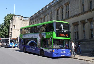 912 - OU08HGM - Oxford (St Aldate's) - 27.8.13